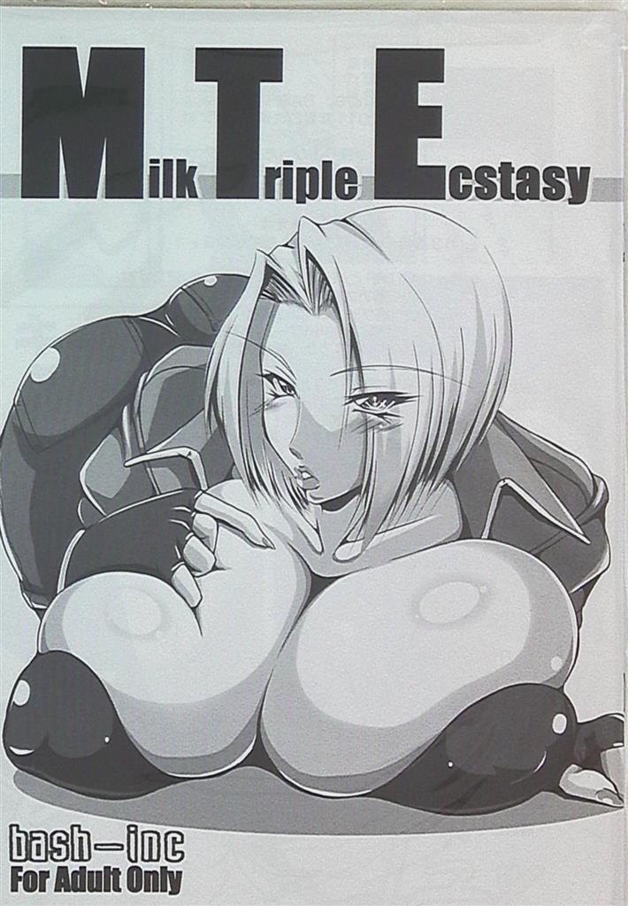 [Adult] Doujinshi - THE KING OF FIGHTERS (Milk Triple Ecstasy プレビュー版) / bash-inc