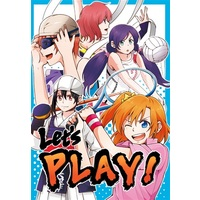 Doujinshi - Anthology - Love Live / Honoka & Nozomi & Rin & Nico (Let's PLAY!) / Pod Luck Life