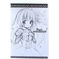 Doujinshi - Touhou Project / Hijiri Byakuren (Free notebook5) / CHOCOLATE CUBE/cube sugar