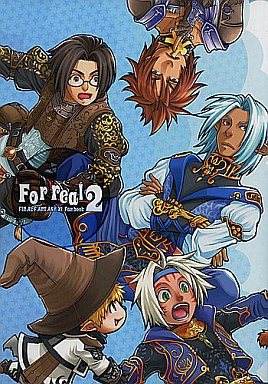 Doujinshi - Final Fantasy XI (For real 2) / HOLDYSTIN