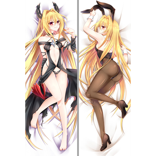 Dakimakura Cover - To Love-Ru / Konjiki no Yami