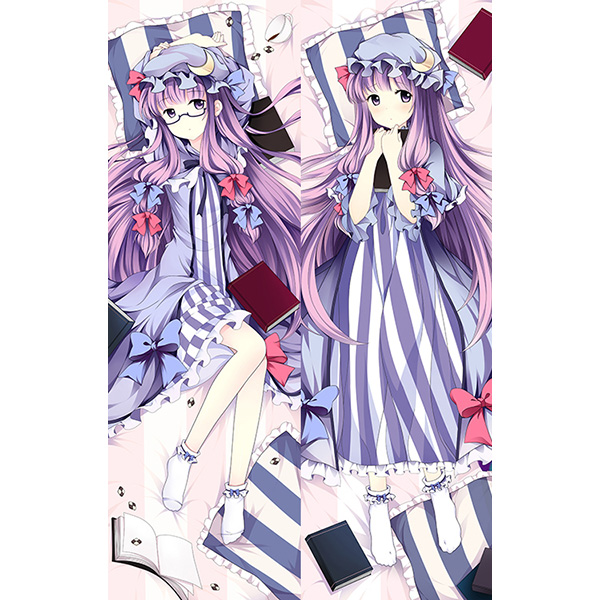 Dakimakura Cover - Touhou Project / Patchouli Knowledge