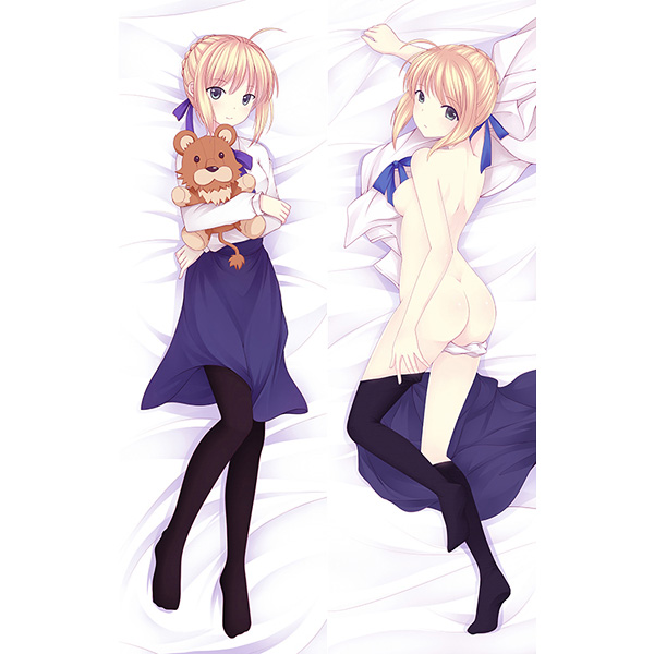 Dakimakura Cover - Fate Series / Saber (Fate/stay night)