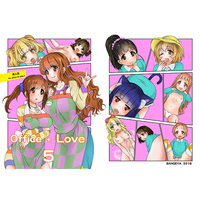 [Adult] Doujinshi - IM@S: Cinderella Girls / Kirari & Producer & Totoki (office+love5) / BANGEYA