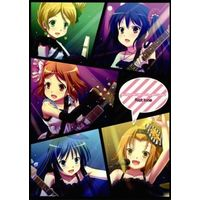 Doujinshi - K-ON! / All Characters (Riot tune) / simplessive