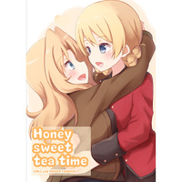 Doujinshi - GIRLS-und-PANZER / Kay x Darjeeling (Honey sweet tea time) / シーサイド協会