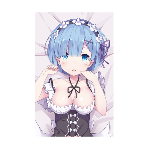 Dakimakura Cover - Re:Zero / Rem