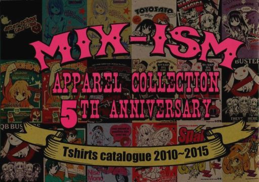 Doujinshi - Illustration book - MIX-ISM APPAREL COLLECTION 5TH ANNIVERSARY / MIX-ISM