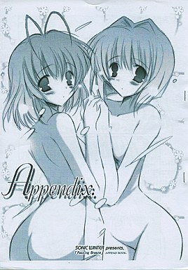 Doujinshi - CLANNAD (【コピー誌】Appendix. 「Passing Breeze」 APPEND BOOK) / SONIC WINTER