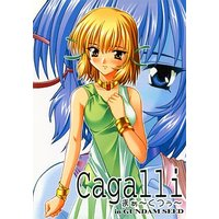 [Adult] Doujinshi - Mobile Suit Gundam SEED (Cagalli まぁ~くつぅ~) / Studio Q