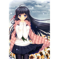 Doujinshi - Illustration book - WINTER SONG / JOKER TYPE