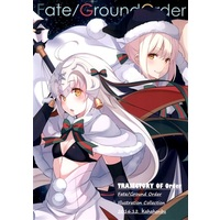 Doujinshi - Illustration book - Fate/Grand Order / Jeanne d'Arc & Okita Souji & Ishtar & Jeanne d'Arc (Alter) (Santa Lily) (TRAJECTORY OF Order) / カハッ本部