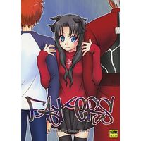 [Adult] Doujinshi - Fate/stay night / Rin Tohsaka (Fakers) / ゲモウ the cat