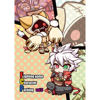 Doujinshi - Illustration book - BLAZBLUE / Rachel Alucard & Noel Vermillion & Taokaka (Fighting game Character Packing vol.5) / huri-neko