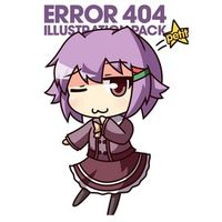 Doujinshi - Illustration book - ERROR 404 ILLUSTRATION PACK petit / エラー404