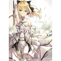 Tapestry - Fate/Grand Order / Rin & Saber Lily