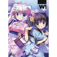 Doujinshi - Illustration book - 【冊子単品】petit W! / わたくび (watakubi)