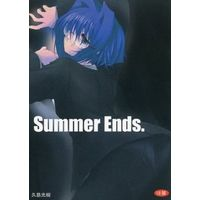 [Adult] Doujinshi - Novel - Kanon (Summer Ends.) / くじういんぐ