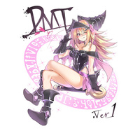 Doujinshi - Illustration book - Yu-Gi-Oh! / Dark Magician Girl (DMT .ver1) / TKG巛