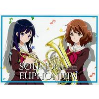 Doujinshi - Hibike! Euphonium (SOUND! EUPHONIUM illustrations fan book) / Swing Music!