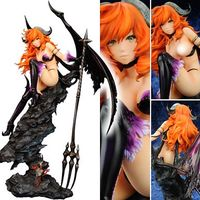 Hentai Figure - BLACK ARTS KEEPER / Diabolus Inclinatus