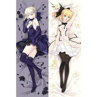 Dakimakura Cover - Fate/Grand Order / Saber Alter & Saber Lily