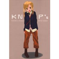 Doujinshi - Illustration book - KNP's / 茶巾棚