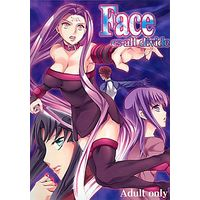 [Adult] Doujinshi - Compilation - Fate/stay night / Rin & Sakura & Rider (Face/es-all divide) / Clover Kai