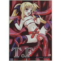 [Adult] Doujinshi - Magical Girl Lyrical Nanoha / Fate Testarossa (T.F) / 遺伝子の舟