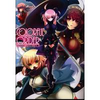 Doujinshi - Illustration book - Fate/Grand Order / Mashu & Scathach & Okita Souji (COLORFUL ORDER FGO COLOR CORECTION) / ALKALOID