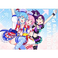 Doujinshi - PriPara / Dorothy West & Leona West & Toudou Shion (FOREVER Dressing Pafe) / ガケノウエノアホ