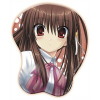 Oppai Mouse Pad - Little Busters! / Natsume Rin
