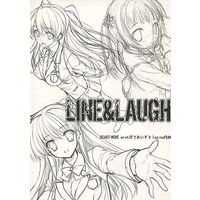 Doujinshi - Illustration book - Leaf (LINE&LAUGH) / HEART-WORK with ぽてあいすとIndicoFRAME