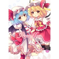 Doujinshi - Illustration book - Touhou Project / Flandre & Remilia (Remiflan) / コウセイ