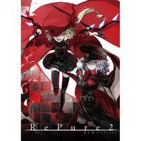 Doujinshi - Illustration book - Touhou Project / Flandre & Sakuya & Remilia (RePure2) / PURE