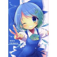 Doujinshi - Illustration book - Touhou Project / Cirno (TOHO Pictures) / 四匹の黒猫