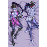 Dakimakura Cover - Overwatch / Widowmaker