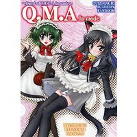 Doujinshi - Quiz Magic Academy (Q.M.A la mode) / 竜姐会
