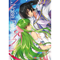 Doujinshi - Illustration book - Code Geass / Lelouch Lamperouge x C.C. (Noise Pollution Vol.3) / CREAYUS