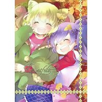 Doujinshi - Illustration book - PriPara / Manaka Lala & Minami Mirei (Heartfrlt) / Little Wing