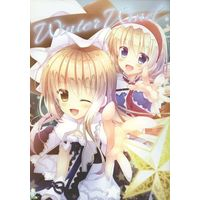 Doujinshi - Illustration book - Touhou Project / Marisa & Alice (Winter Wind) / Memory Line