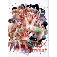 Doujinshi - Illustration book - Kantai Collection / All Characters (Kan Colle) (TRICK or TREAT) / RATRA