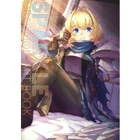 Doujinshi - Illustration book - Etrian Odyssey (SPARKLE DRAGOON ART BOOK) / サクランボラビッシュ