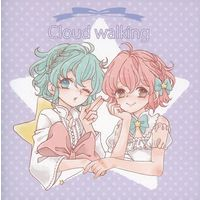 Doujinshi - Illustration book - PriPara / Dorothy West & Leona West (Cloud walking) / PIKATIV VOLT