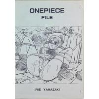 [Adult] Doujinshi - ONE PIECE (ONEPIECE FILE) / RAT TAIL