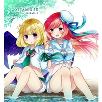 Doujinshi - Illustration book - beatmania / Rasis (SOUND VOLTEX) & Grace (SOUND VOLTEX) (GOTTAMIX 10) / cockatiel