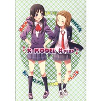 Doujinshi - K-ON! / Ritsu & Mio (K-MODEL #PLUS) / ARANCIO TERA