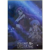 Doujinshi - MadoMagi / Kyoko & Sayaka (YOU CAN'T CATCH ME React) / BELL'S BRAND