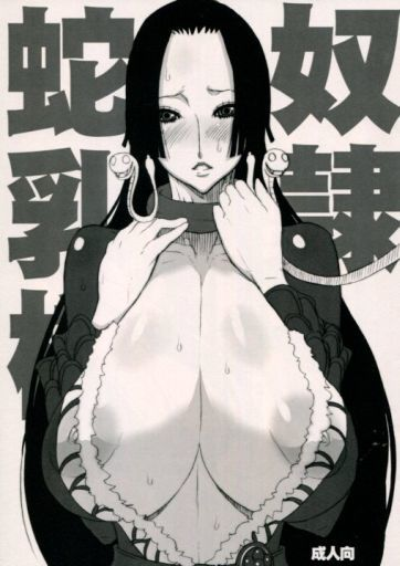 [Adult] Doujinshi - ONE PIECE / Boa Hancock (ハンコックの奴隷蛇乳様本) / VARIABLE