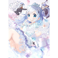 Doujinshi - Illustration book - Ero Manga Sensei / Kafuu Chino (fluffy×fluffy vol.7) / fluffy×fluffy